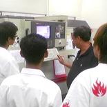 CNC Machining Class