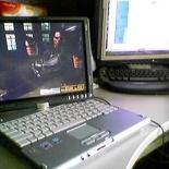 My Fujitsu T4020
