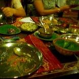 Food served at Annalakshmi