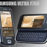 Samsung F700 Ultra Phone