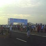 NBRR07 the start line