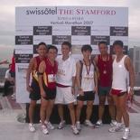 Swissotel Vertical Marathon Rooftop