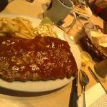 The famous cartel pork ribs