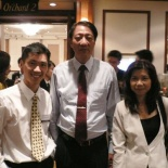 Photo with Mr Teo Chee Hean