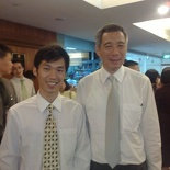 Interaction with Mr Lee Hsien Long, our Prime Minister