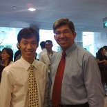 Dr Yaacob Ibrahim, Minister of the environment and water resources