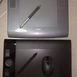 intuos 4 vs the intuos 3 (both medium)