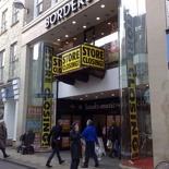 Borders UK closing down
