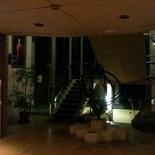 Late night study at Wolfson Library 2am