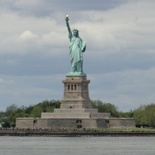 To see the Statue of Liberty