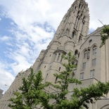 Riverside Church by Riverside Drive