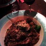 Xmas dinner main course