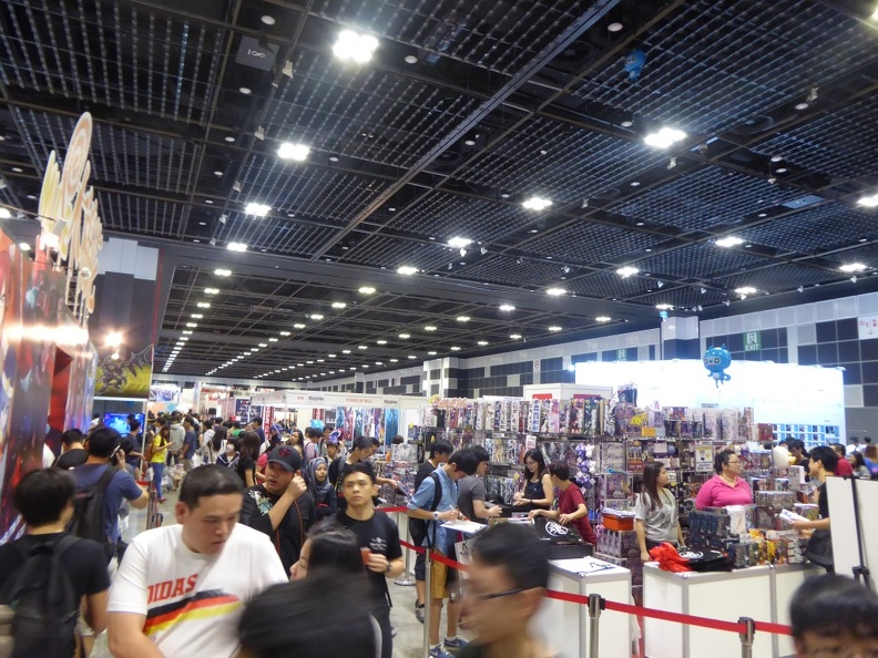 The Cosplay pop culture event at Suntec City