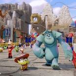 Disney Infinity ToyBox town