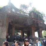 leshan buddha 091