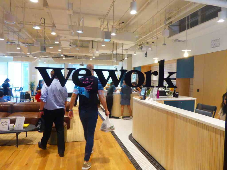Welcome to WeWork