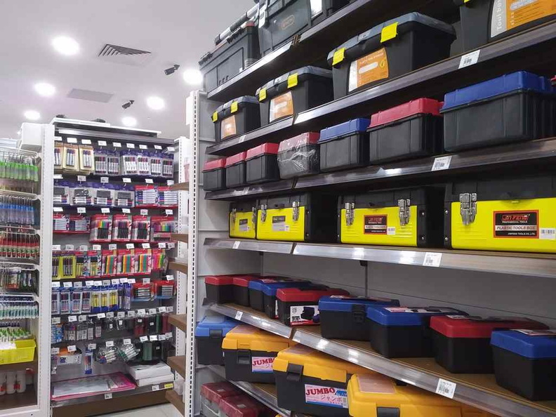 Tool boxes in all sizes and shapes