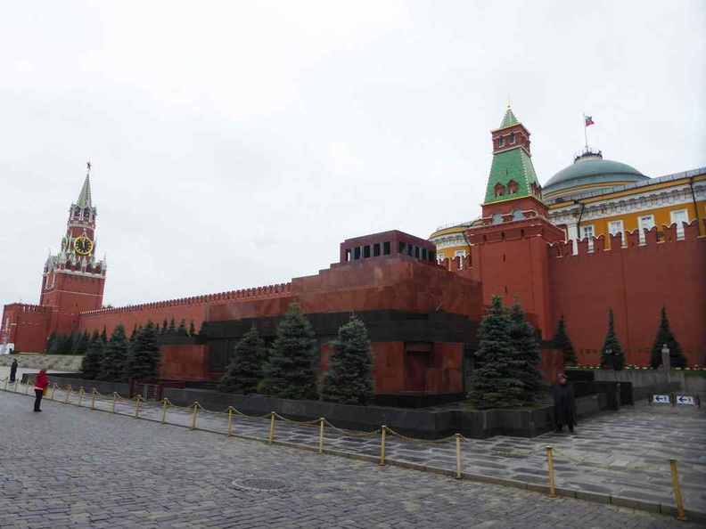 The iconic Moscow Grand Kremlin by the Red Square