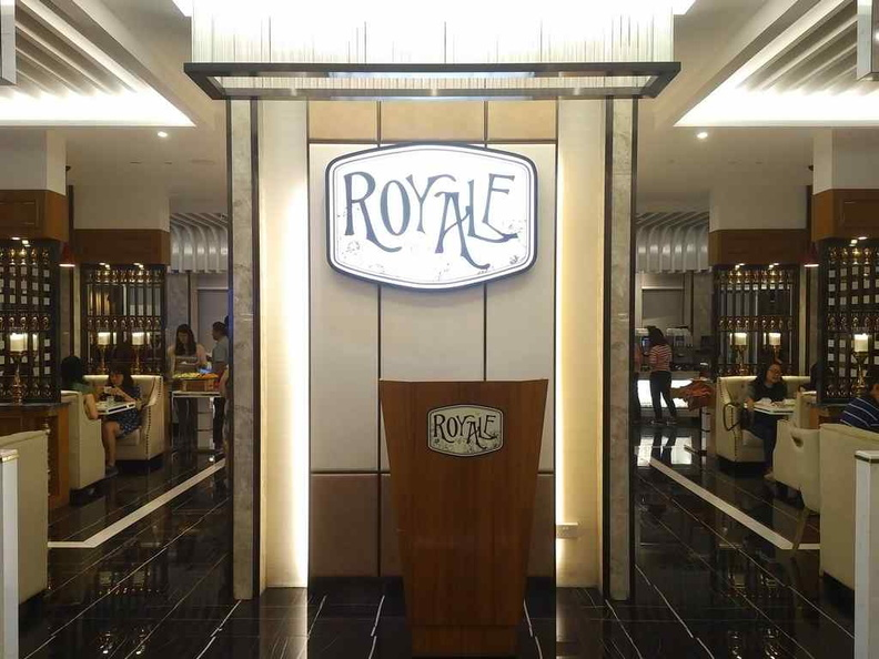 Welcome to the Royale Mercure Bugis International Buffet