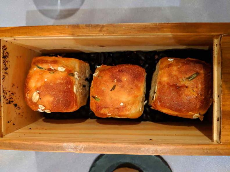 Coffee seasoned bread ($5) per box