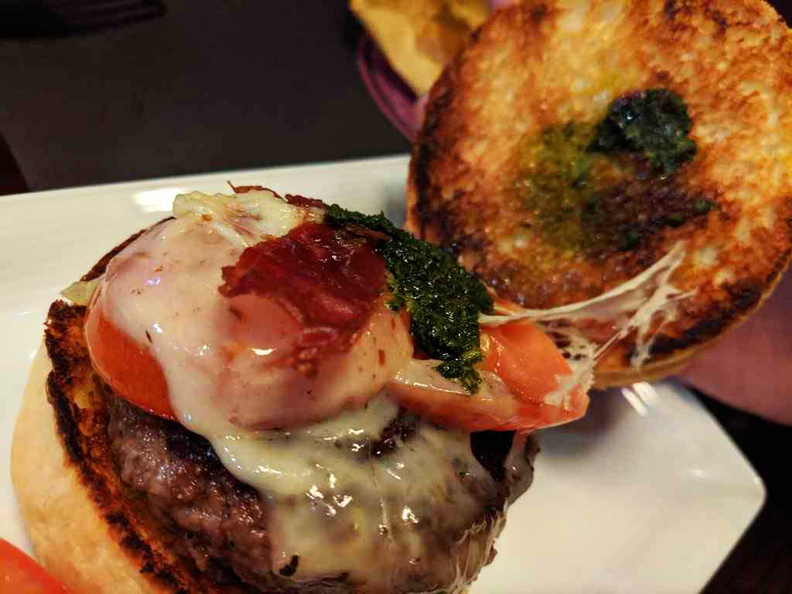 25 degrees burgers are hand-crafted with attention to detail