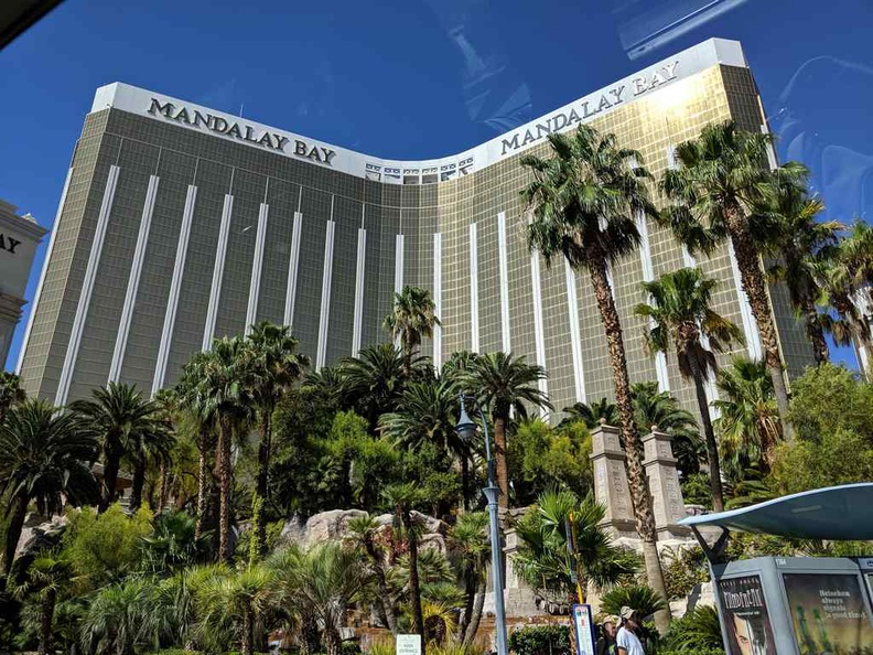 The Mandalay bay, where Blackhat USA was held is well connected to other supporting hotels in the area. Especially if it is an MGM-operated hotel