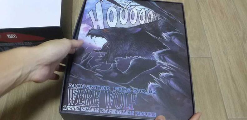 Ouzhixiang Coomodel werewolf box