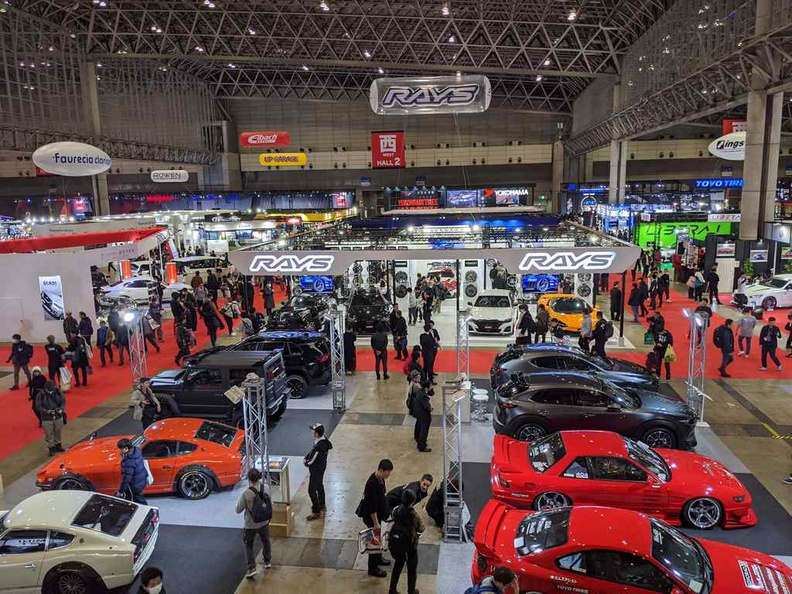 That's all for Tokyo Auto Salon 2020