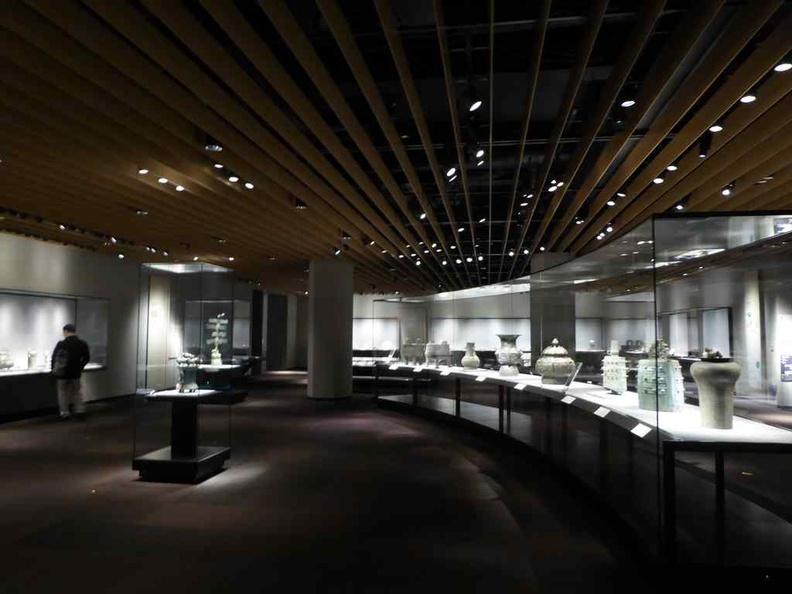 Tokyo National Museum Modern galleries