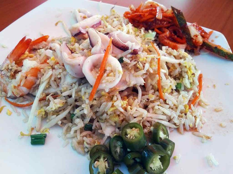Fried Rice ($5)