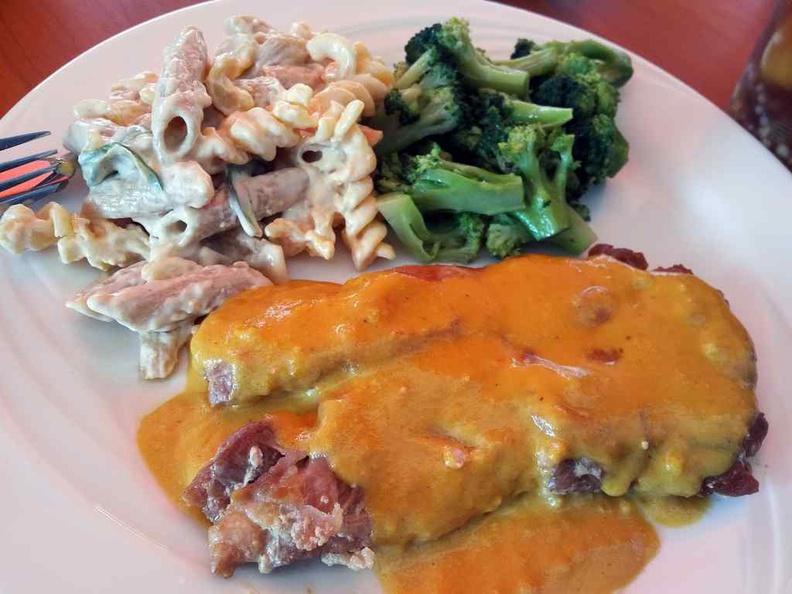 Kampong at BM chicken chop