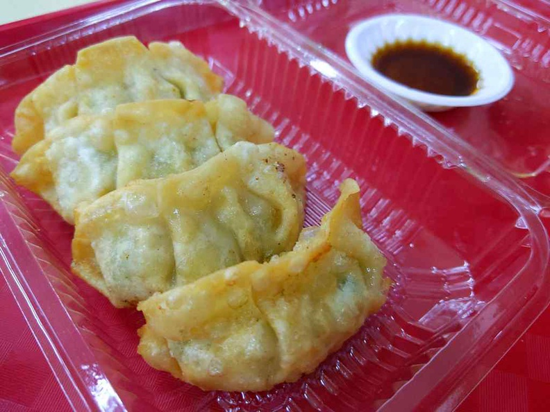 Their Gyoza's ain't fantastic, trust me on this