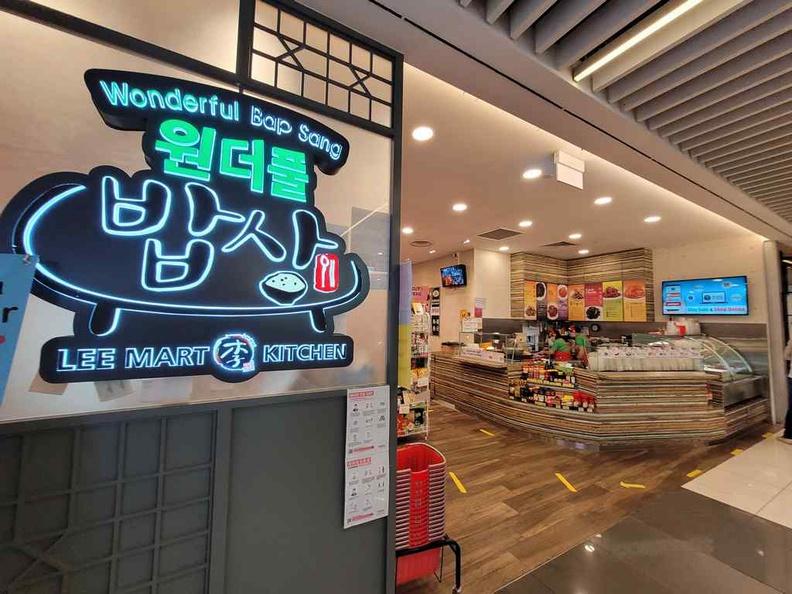 Wonderful Bap Seng store and Lee mart market at Suntec City
