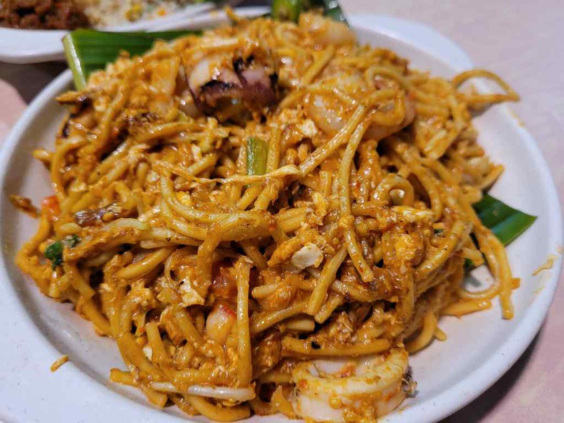 Mee Goreng, also an alternate rice staple replacement too