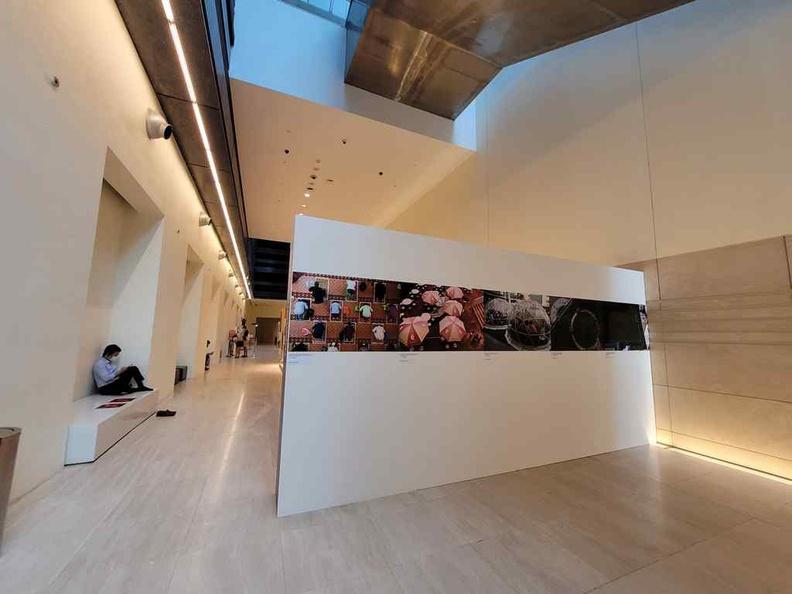 National Museum basement canyon gallery World Press Photo 2020 Exhibition