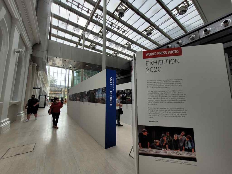 World Press Photo 2020 Exhibition at the National Museum of Singapore