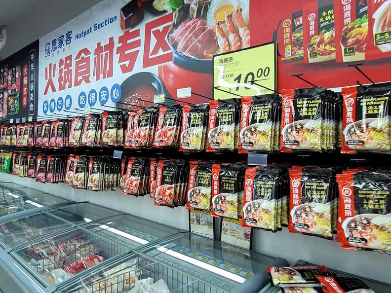 Scarlett Chinese Supermarket sure to appease any Hai Di Lao hotpot fans with their curated range of spice mixes