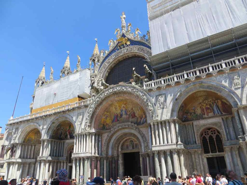 St. Mark's Museum at Piazza San Marco square