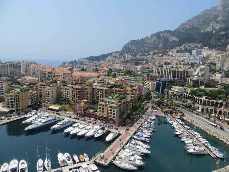 You are good in Monaco city for a day trip along the French Riveria. It is not really a large city