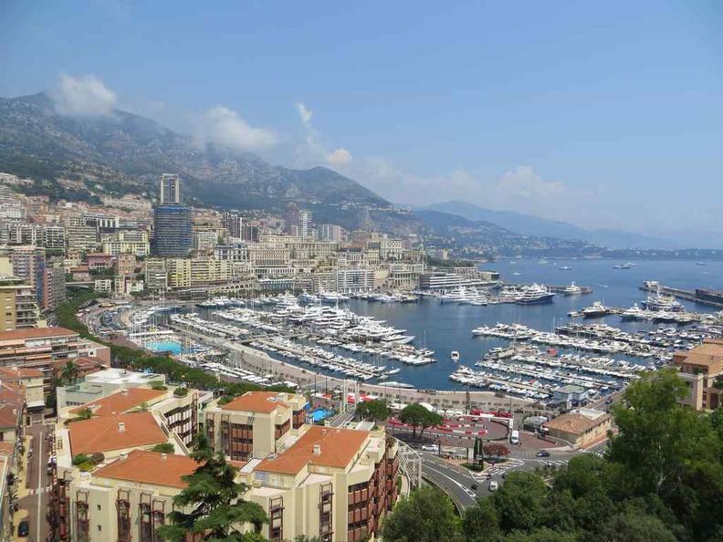 Welcome to Monaco city