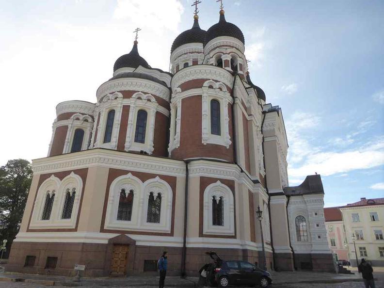 Tallinn Estonia Alexander Nevsky Cathedral