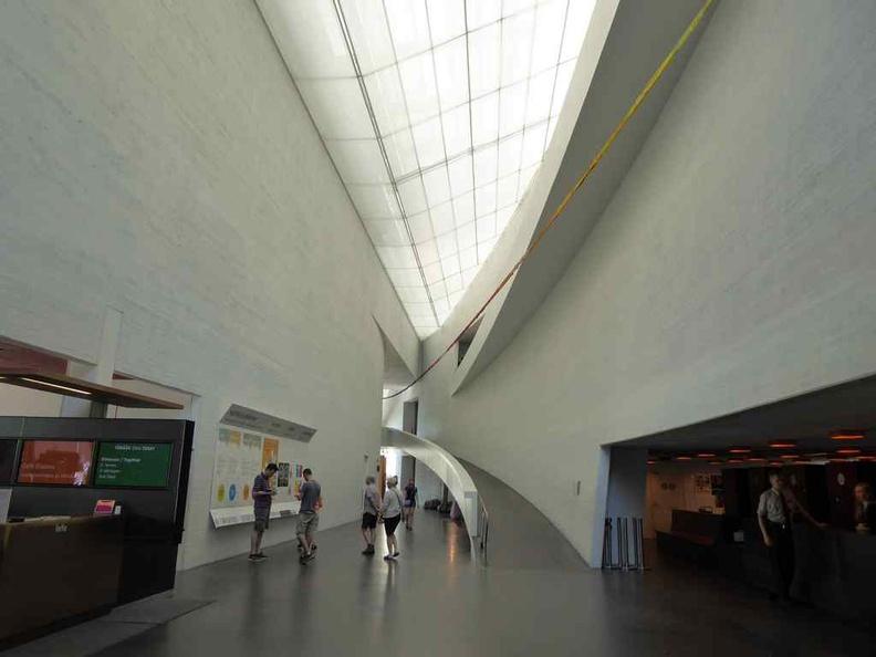 Helsinki Finland Museum of contemporary Art Kiasma