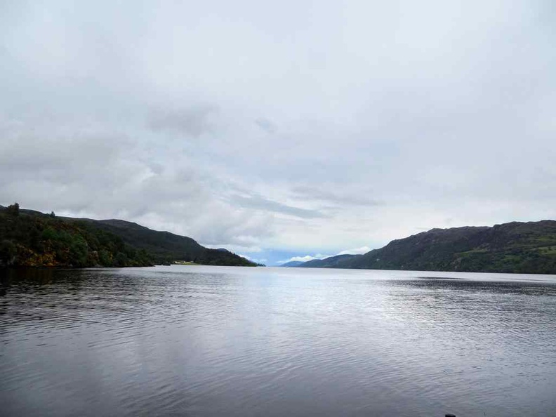 Where is nessie?