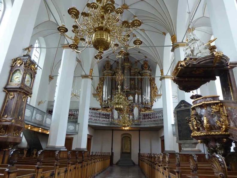 Round Tower Church Interior