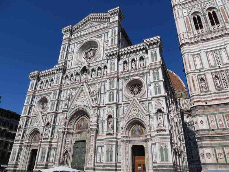 Cathedral of Santa Maria del Fiore, also known as the Duomo Cathedral