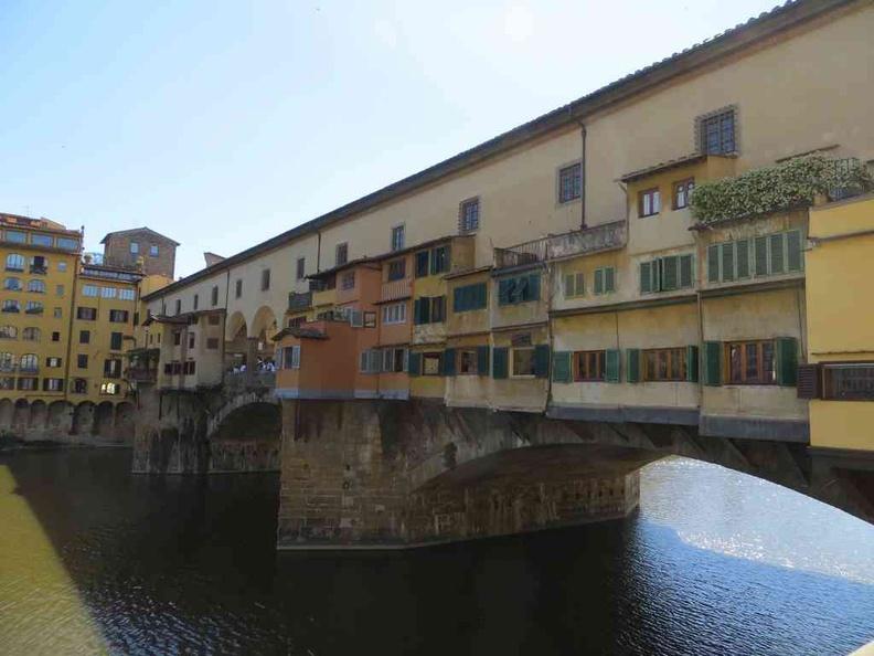 Florence Italy Ponte Vecchio bridge