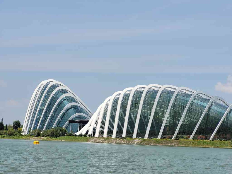 Gardens by the bay conservatories
