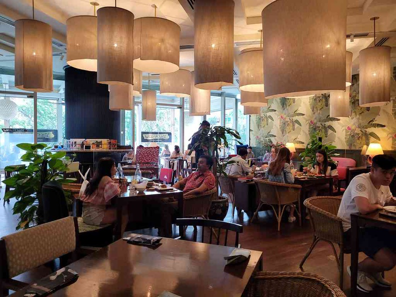 The branch at Scotts with a similar ambience