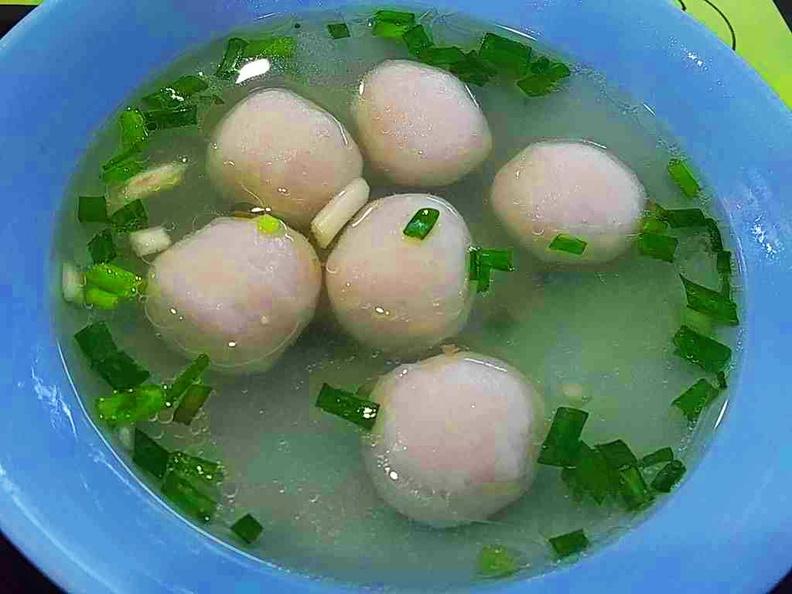 Song Heng's fish balls