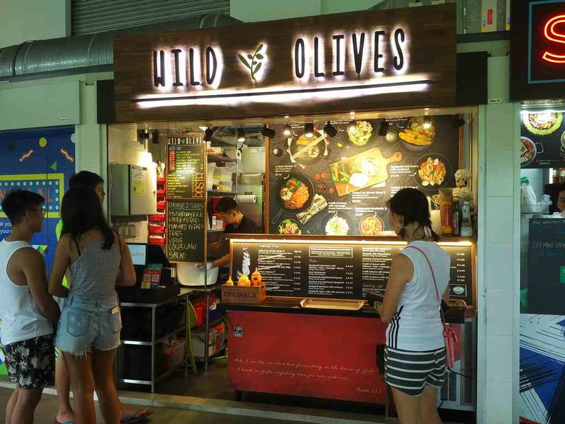 Wild Olives Store front